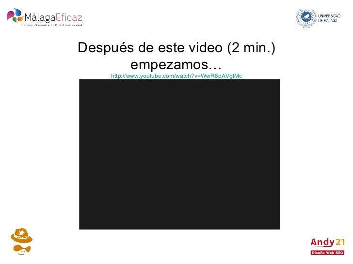 Malaga Eficaz  Andy Garcia