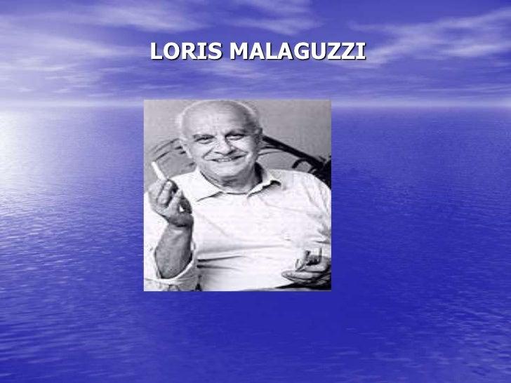 LORIS MALAGUZZI