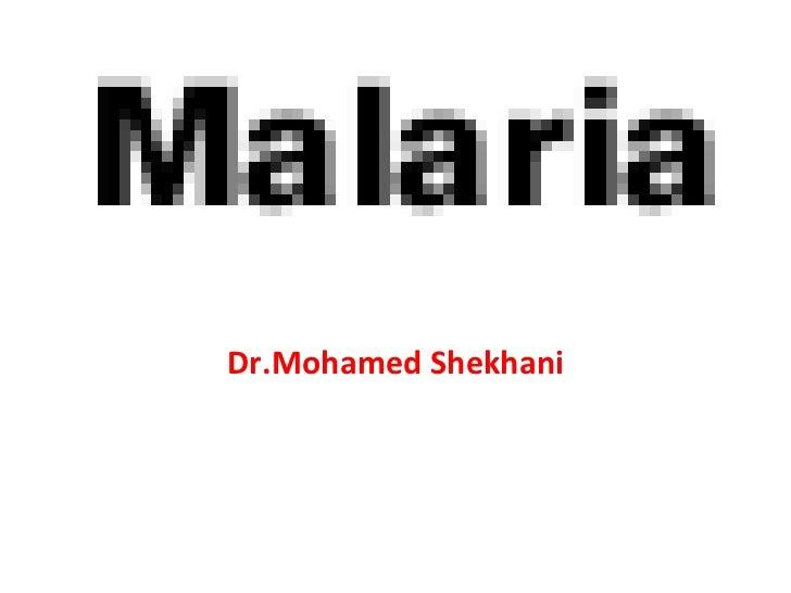 Dr.Mohamed Shekhani