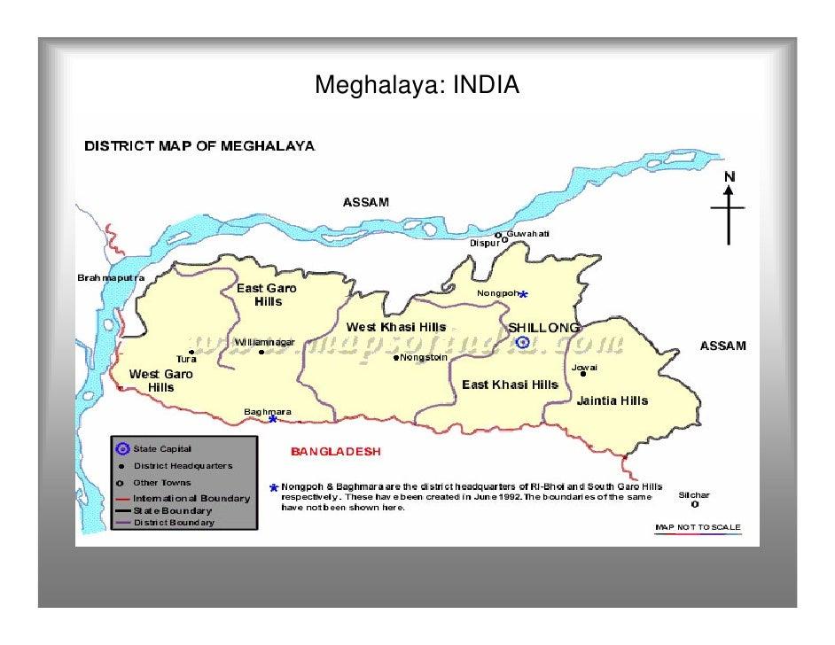 Meghalaya: INDIA