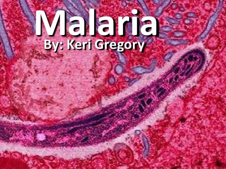 Malaria<br />By: Keri Gregory<br />