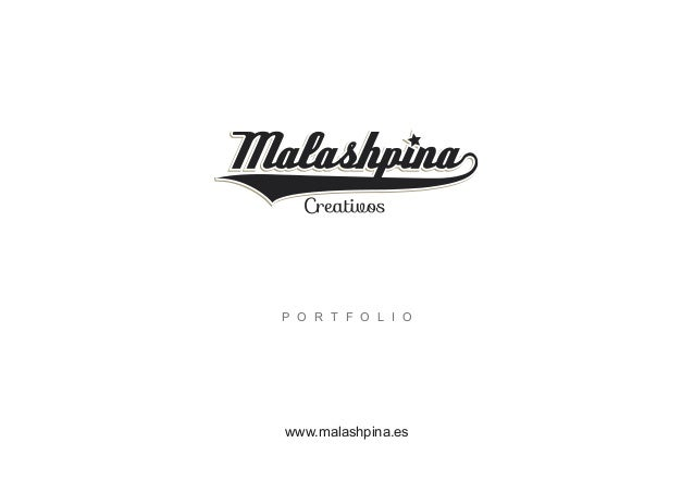 Malashpina Portfolio Primavera 2013