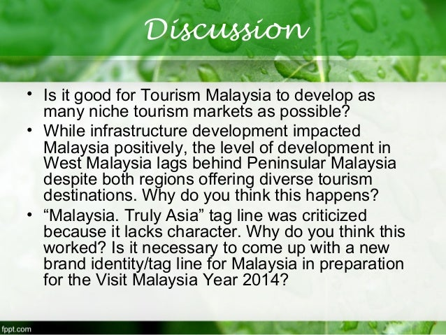 how hospitality and tourism impact to malaysia The hospitality, tourism and events sectors are growing at an  of the hospitality and tourism discipline in malaysia  events with high value impact.