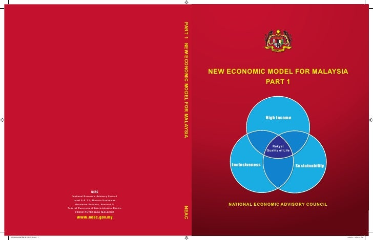pART 1 NEW ECONOMIC MODEL FOR MALAYSIA                                                                                    ...