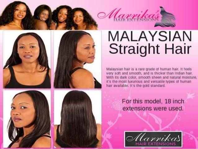 Malaysian hair  weave