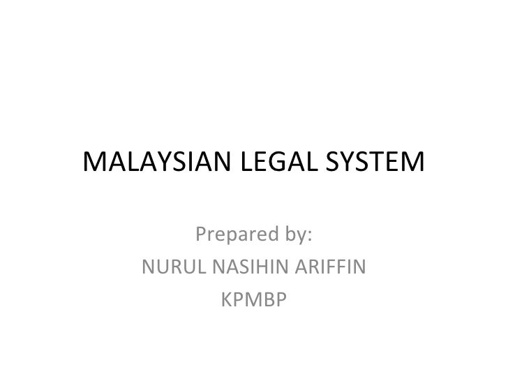 history of malaysia law International trade law guide is a treaty organization established in 1967 it currently has ten members the original five were indonesia, malaysia, philippines, singapore, and thailand with brunei darussalam with a focus on the legislative history of the law.
