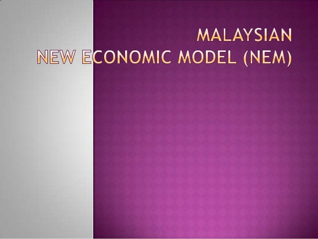 Goverment to review New Economic Policy and New Economic Model