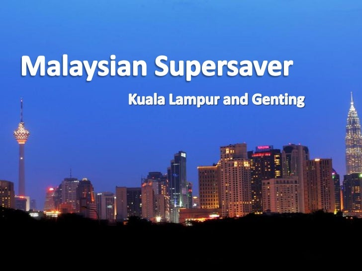 Destination Details: Kuala LampurKuala Lumpur is a city with one too many faces. Fondly called KL by most regularvisitors,...
