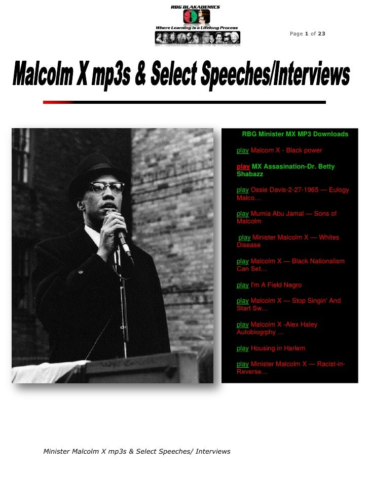 Malcolm X essay project   GCSE History   Marked by Teachers com Marked by Teachers