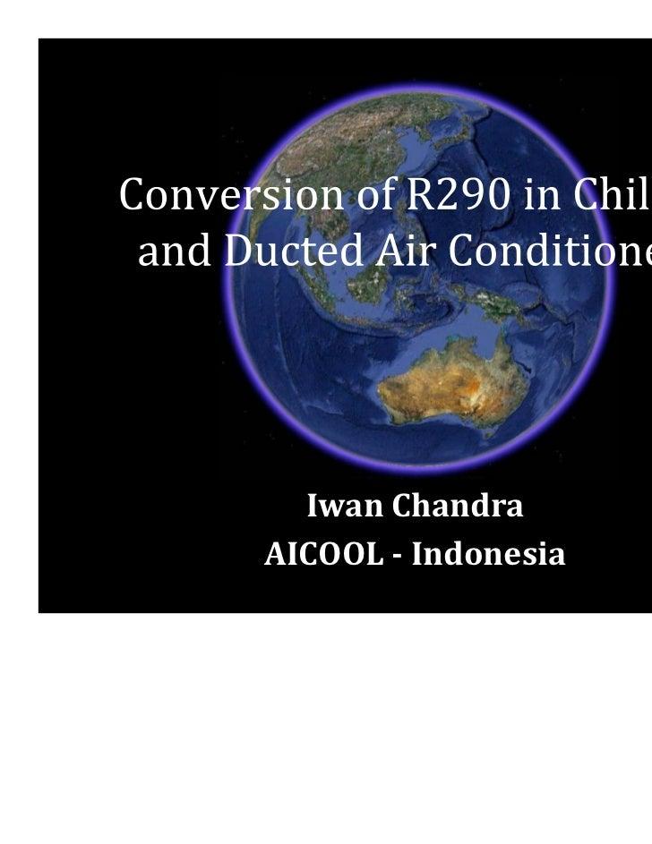 Iwan ChandraAICOOL - Indonesia