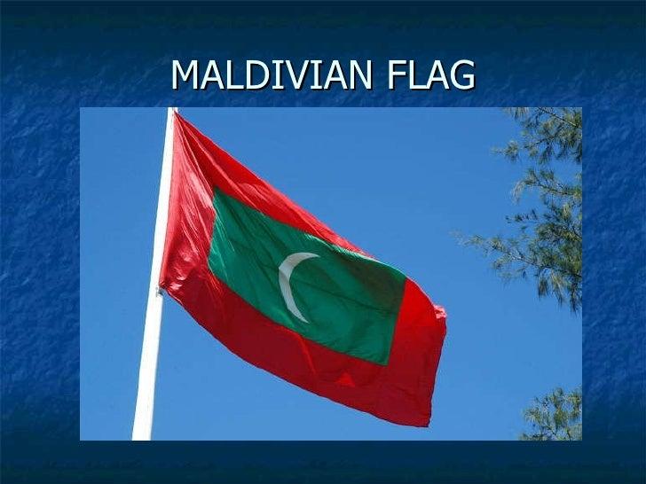 Maldivian slide show