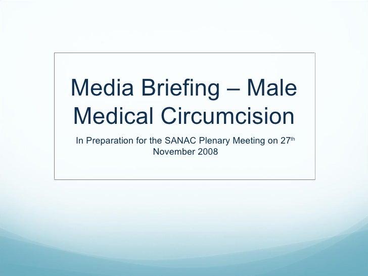 Male Circumcision