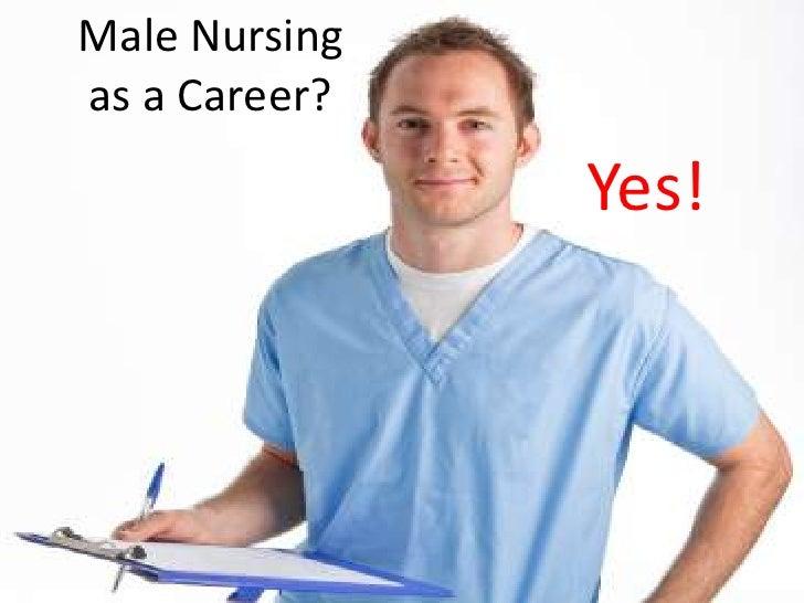 Male nursing