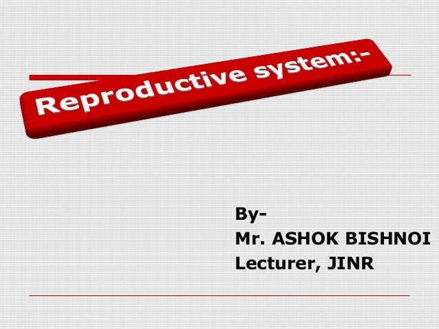 By- Mr. ASHOK BISHNOI Lecturer, JINR