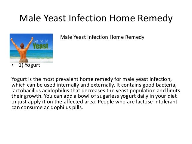Symptoms of bacterial infection in males