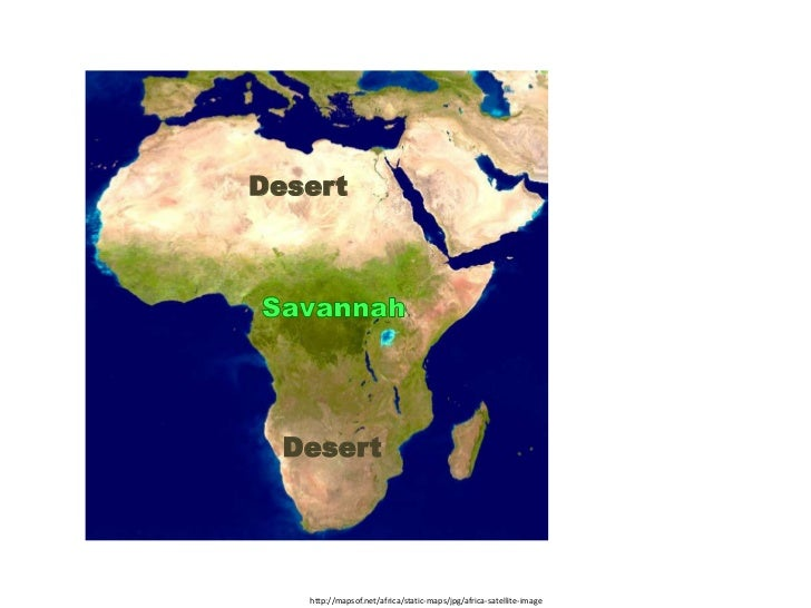Map Of Africa And Sahara Desert Creativehobby Store