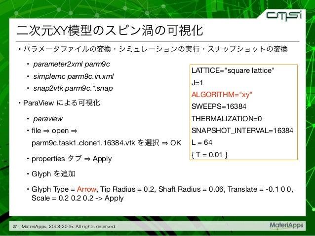 2015-09-02 @ 大型実験施設とス...