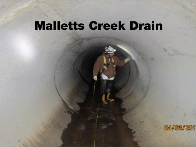 Malletts Creek Drain