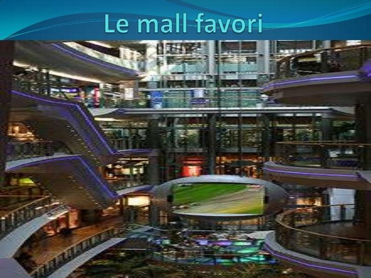 Le mall favori<br />