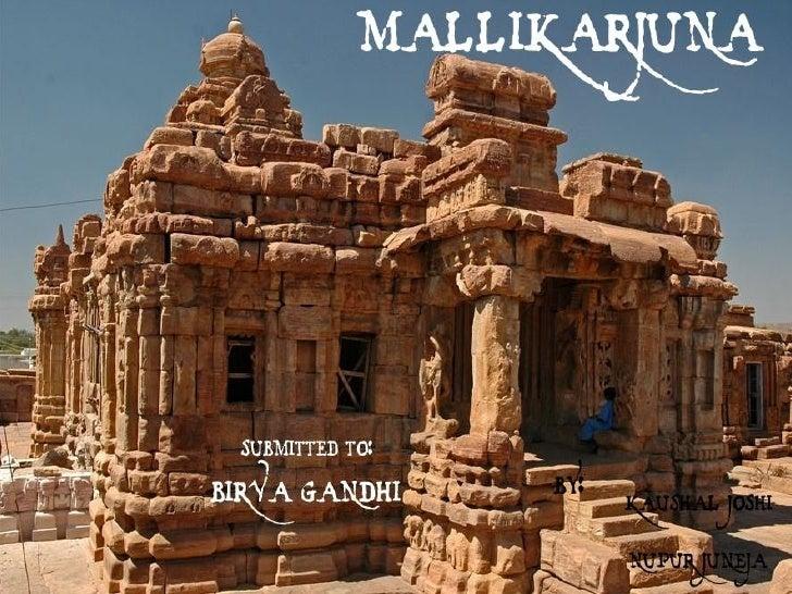 Legend of Mallikarjun Jyotirlinga           According to Shiva Purana, when Lord Ganesh was married of before his Kartikey...
