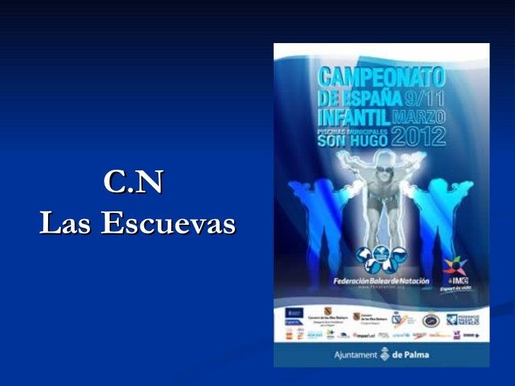 Campeonato de España 2012, Las Escuevas