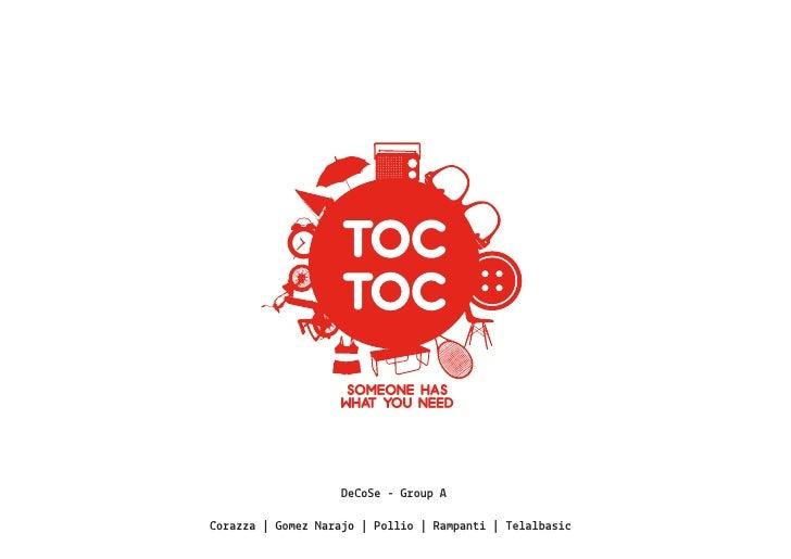 Toc Toc Introduction