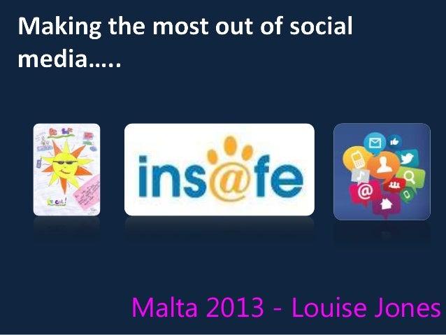 Malta 2013 - Louise Jones