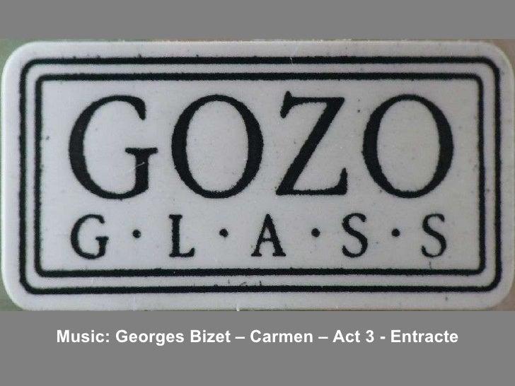 Music: Georges Bizet – Carmen – Act 3 - Entracte
