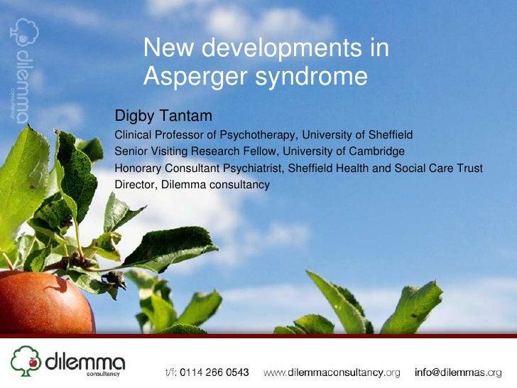 Malta 26 Mar 2010 New Developments In Asperger syndrome
