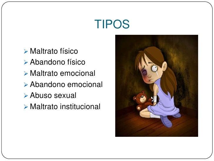 Abandono Emocional Abandono Emocional Abuso