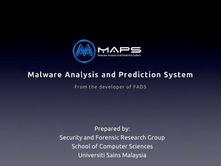 Prepared by:Security and Forensic Research Group    School of Computer Sciences       Universiti Sains Malaysia