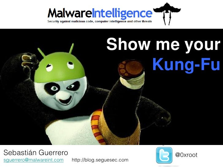 Malware intelligence ppt-slides