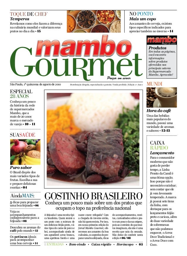 Mambo Gourmet