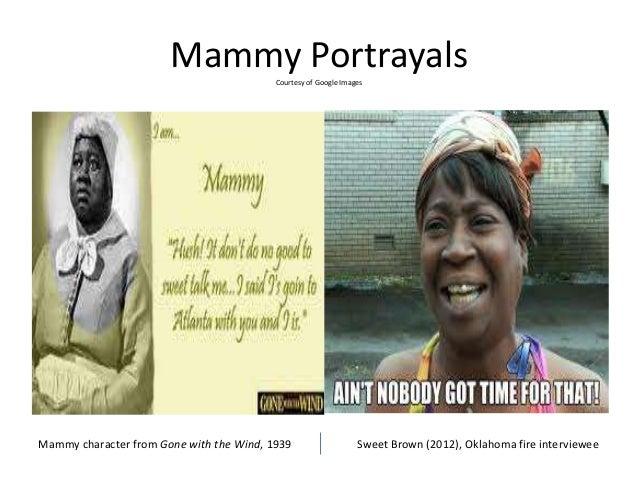 Mammy Portrayals