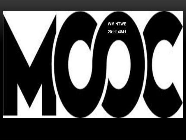 MOOC 201114841