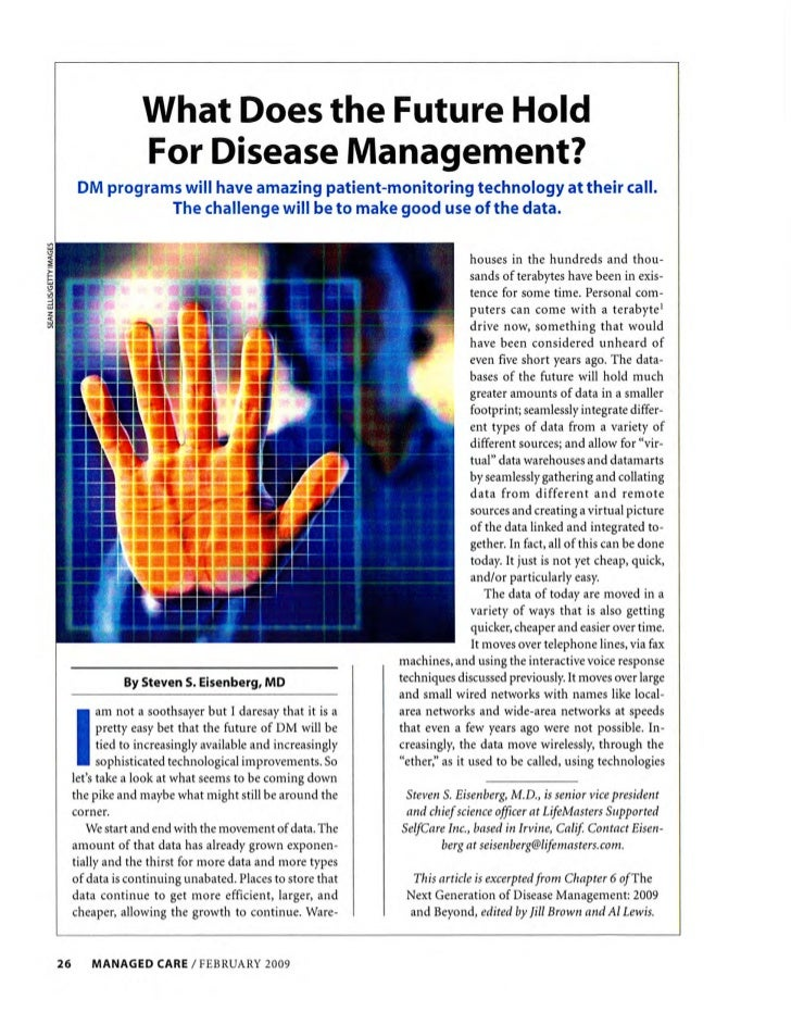 Managed care feb2009a article