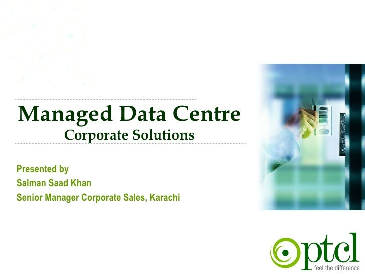 Managed Data Centre Corporate Solutions