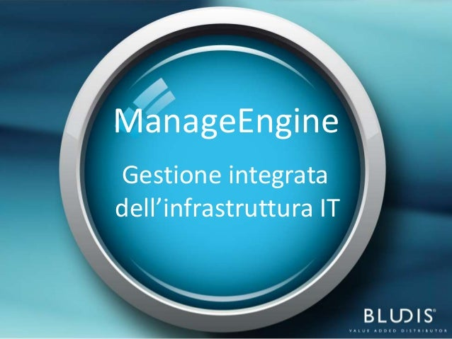 ManageEngine - Gestione integrata dell'infrastruttura IT - (OpManager, Applications Manager e OpStor)