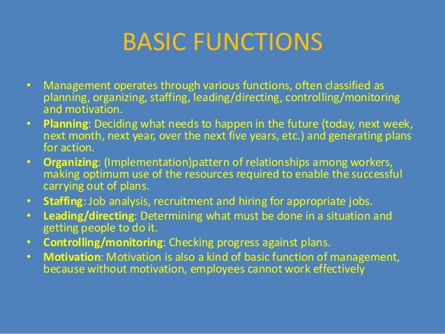 organizing and controlling are related essay Related the tasks of planning, organising, leading and controlling in management  successful managers must know, and be able to apply the four functions of management: planning, organizing, leading, and controlling, to their daily work routine  more about planning organizing leading and controlling essay the tasks of planning.