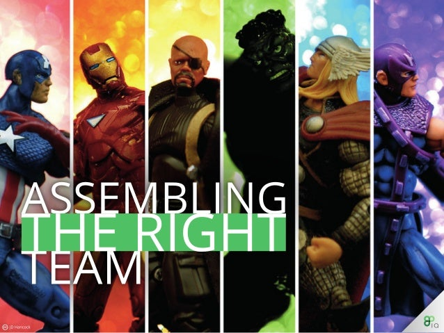 Management: Assembling the right team