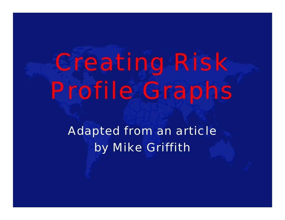 Creating  Risk  Profile  Graphs