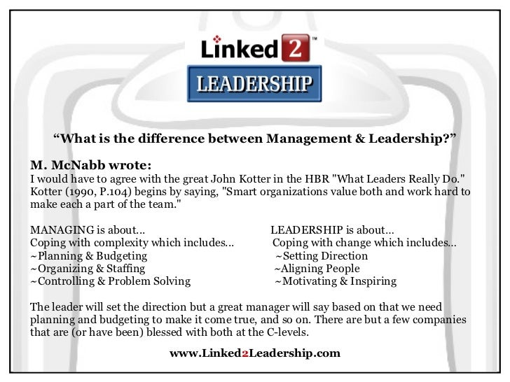 leadership essays conclusions