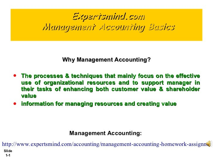 ... accounting assignment help do these accounting operations management