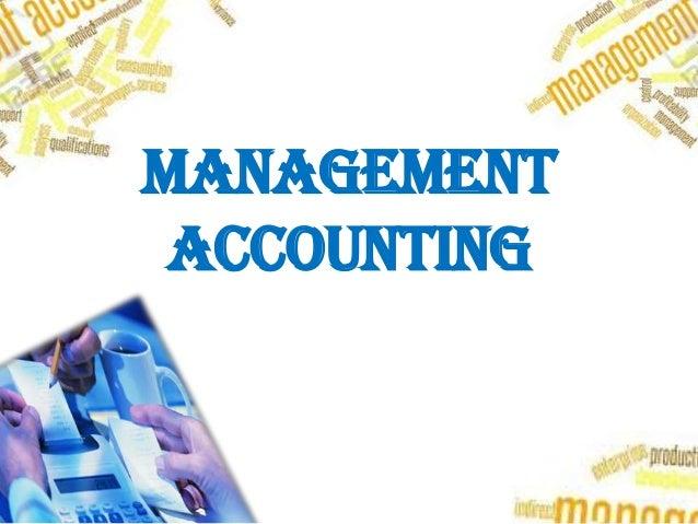 Management accounts .ppt 1@ (unit 1)