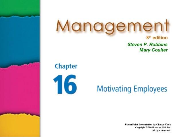 Management ch16