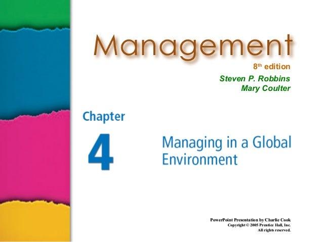 Management ch4