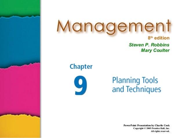 Management ch9