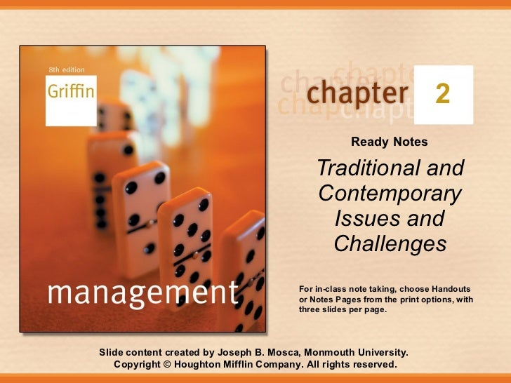Griffin Management chapter 2