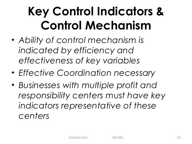 effective control mechanisms Cost estimation, cost engineering/control and value engineering therefore, to break even, project control needs to improve cost effectiveness by around 2%.
