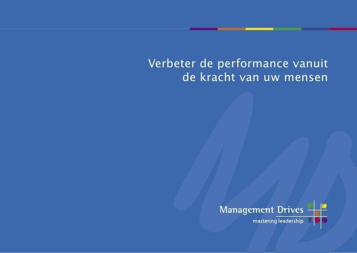 Management Drives Mastering Leadership